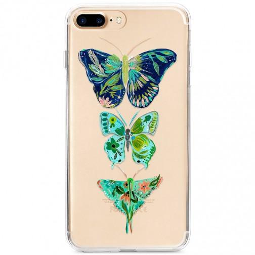 Kryt pro iPhone 7 Plus / 8 Plus Exotičtí motýli