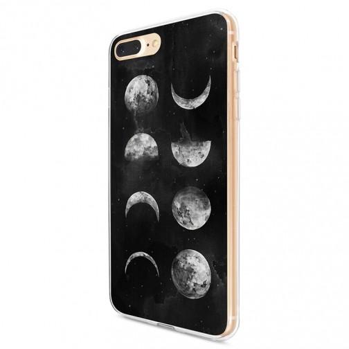 Kryt pro iPhone 7 Plus / 8 Plus Fáze měsíce