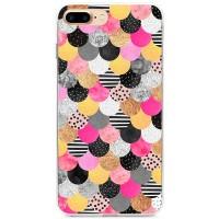 Kryt pro iPhone 7 Plus / 8 Plus Šupiny mořské panny