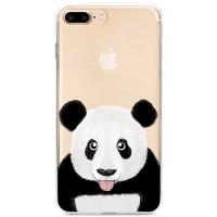 Kryt pro iPhone 7 Plus / 8 Plus Roztomilá panda