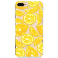 Kryt pro iPhone 7 Plus / 8 Plus Vzor kyselé citróny