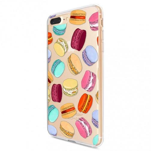 Kryt pro iPhone 7 Plus / 8 Plus Barevné makronky