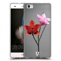 Silikonové pouzdro na Huawei P8 Lite - Head Case - kusudama