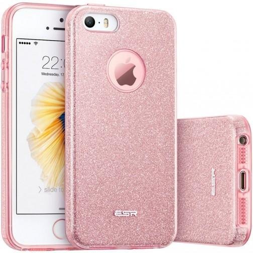 Luxusní kryt ESR Bling pro Apple iPhone 5/5S/5SE