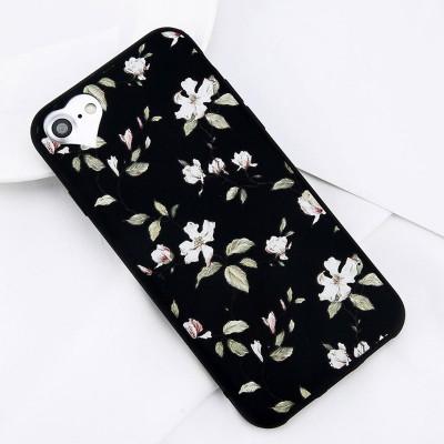 Kryt pro iPhone 5/5S/SE Beautiful Flower