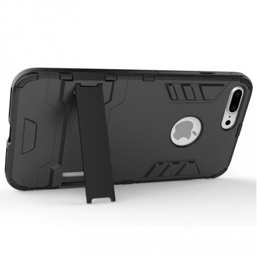 Pouzdro Iron Man Armor se stojanem pro iPhone 5/5S/5SE