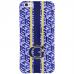 Kryt Guess G-Cube TPU iPhone 6/6s modrý