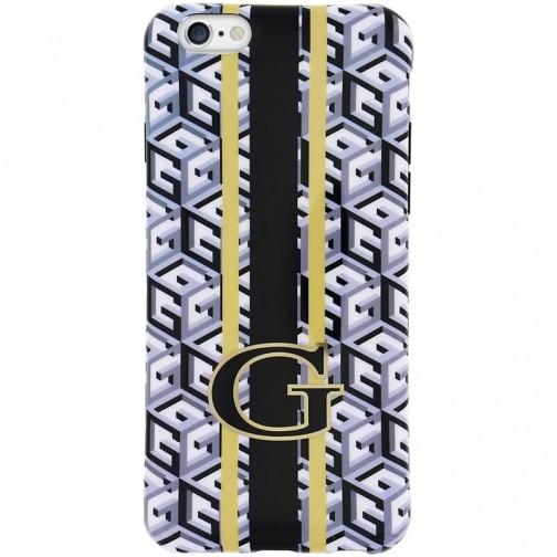 Kryt Guess G-Cube TPU iPhone 6/6s černý