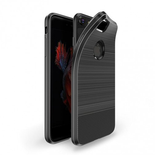 Pouzdro Dux Ducis Mojo pro iPhone 6/6s černé