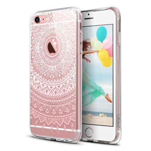 ESR Totem kryt pro iPhone 6/6s Pink Manjusaka