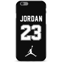 Zadní kryt Jordan 23 pro iPhone 6/6s