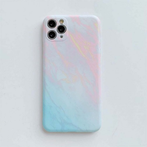 Mramorový kryt pro iPhone 7/8/SE 2020 vzor 6
