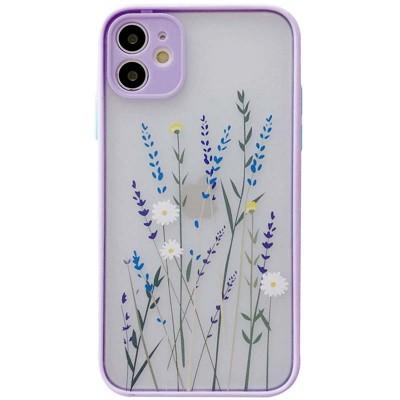 Zadní pevný kryt na Phone 7/8/SE 2020 Levandule, fialový