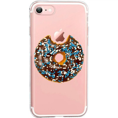 Silikonový kryt pro iPhone 7/8 Donut