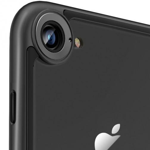 Pouzdro ESR Heavy Duty Dual Layer pro iPhone 8/7 šedé