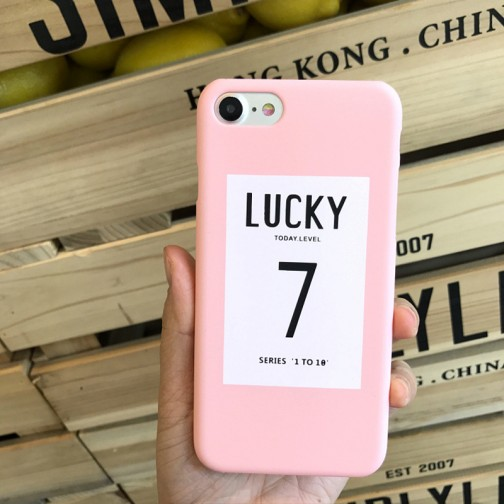 Kryt Lucky 7 na iPhone 8/7