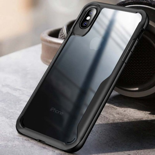 LUPHIE Shockproof Armor kryt pro iPhone 7 /8 černý