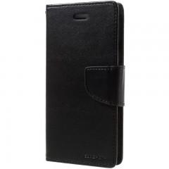 Knížkové pouzdro Mercury Bravo Diary na iPhone 7/8 černé