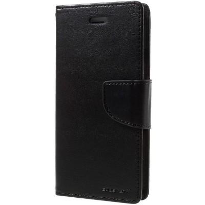 Pouzdro Mercury Bravo Diary na iPhone 7/8SE 2020 černé