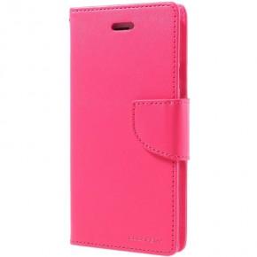 Knížkové pouzdro Mercury Bravo Diary na iPhone 7/8 růžové