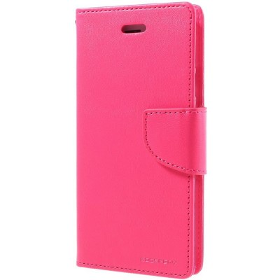 Pouzdro Mercury Bravo Diary na iPhone 7/8SE 2020 růžové