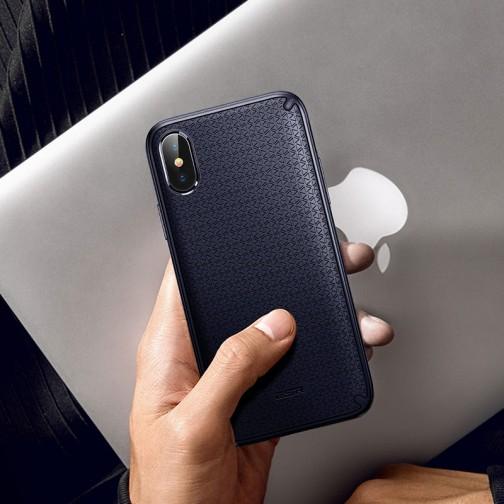 ESR Kikko kryt pro iPhone X/XS tmavě modrý