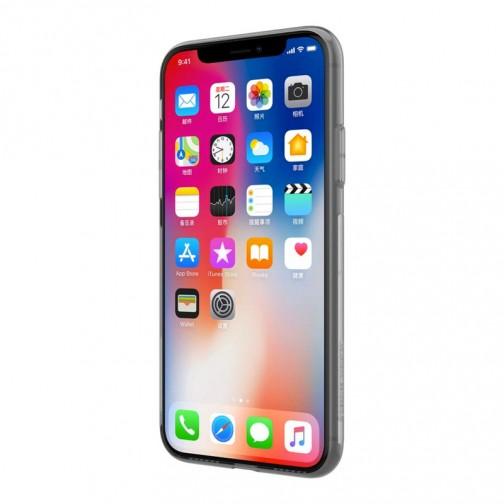 Kryt Nillkin Nature TPU pro iPhone X/XS, šedý