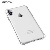 Transparentní kryt na iPhone X/XS Rock Fence S Series, čirý