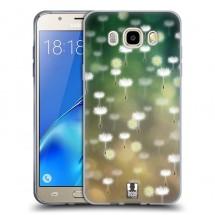 Silikonové pouzdro na Samsung Galaxy J5 (2016) - Head Case - pampeliškové padáčky