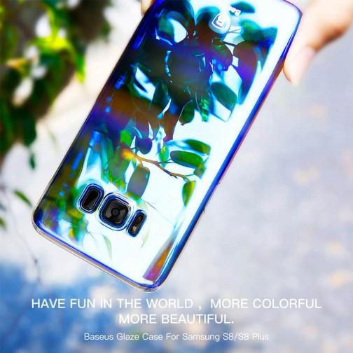 Baseus Glaze lesklý kryt na Samsung Galaxy S8