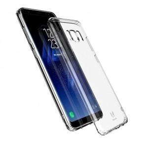 Baseus Simple Ultra-tenký kryt na Samsung Galaxy S8 - průhledný