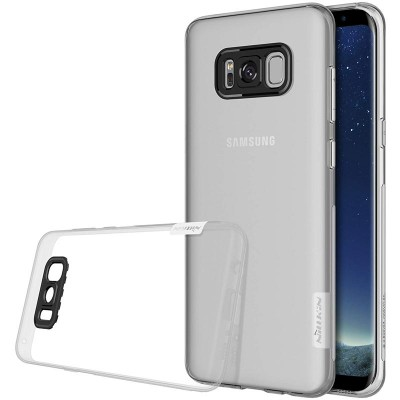 Nillkin Nature TPU pouzdro pro Samsung Galaxy S8 čiré