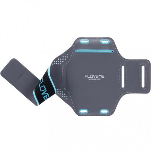 Floveme pouzdro na ruku pro běhání a sport 5,5 modré
