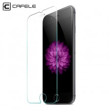 Ochranné tvrzené sklo na iPhone 6 Plus/6S Plus CAFELE, 0,3mm, 2.5D