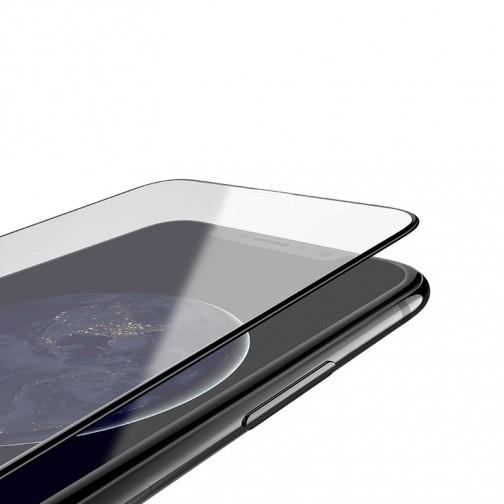 Ochranné tvrzené sklo pro iPhone X/XS HOCO, 3D, 9H