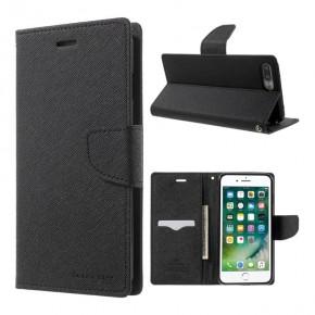 Knížkové pouzdro Mercury Fancy Diary pro iPhone 8/7 černé