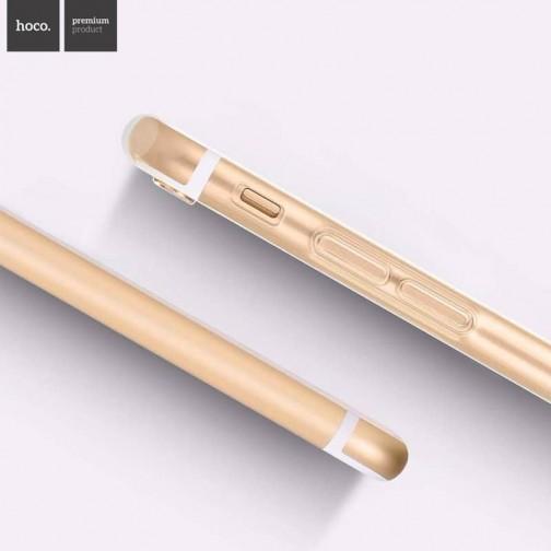 Kryt HOCO Light Ultra-tenký pro Apple iPhone 6/6s - průhledný