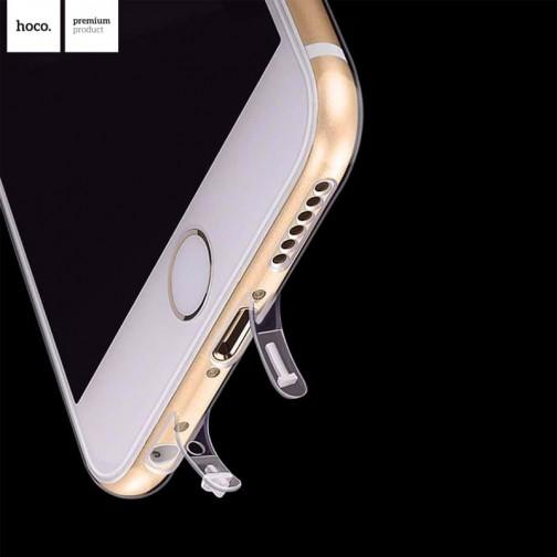 Kryt HOCO Light Ultra-tenký pro Apple iPhone 6 Plus / 6S Plus - průhledný
