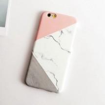 Clearo Mramorový kryt pro iPhone 6/6s vzor 1