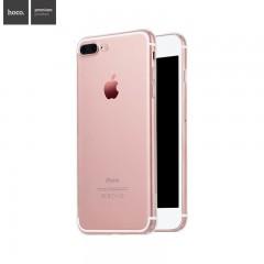 Kryt HOCO Light Ultra-tenký pro Apple iPhone 8 Plus/iPhone 7 Plus - průhledný