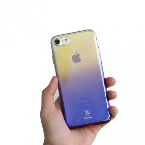 Baseus Glaze lesklý kryt pro iPhone 8/7
