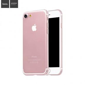 Kryt HOCO Light Ultra-tenký pro Apple iPhone 8/7 - průhledný