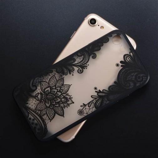 Kryt Mandala Flower pro iPhone 6/6s