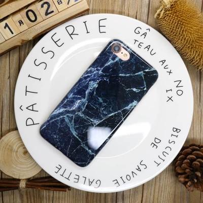 Mramorový kryt pro iPhone 7/8/SE 2020 vzor 3