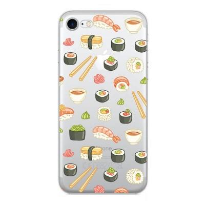 Silikonový kryt pro iPhone 8/7 Sushi