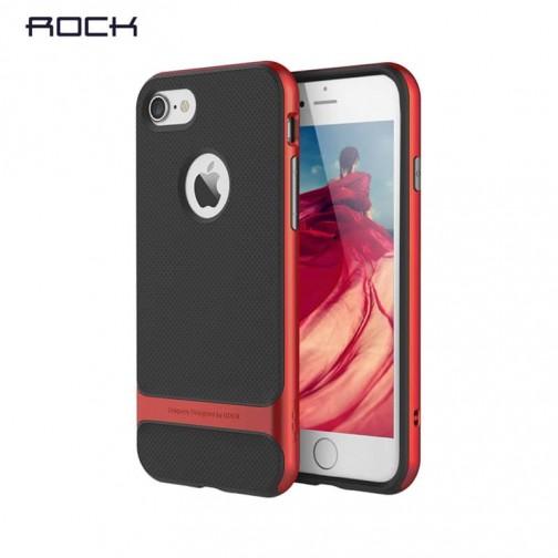 Luxusní kryt Rock Royce pro Apple iPhone 8/7 - červený