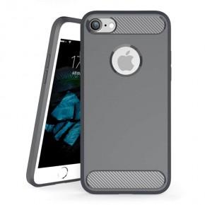 Luxusní kryt USAMS Cool pro Apple iPhone 8/7 - černý