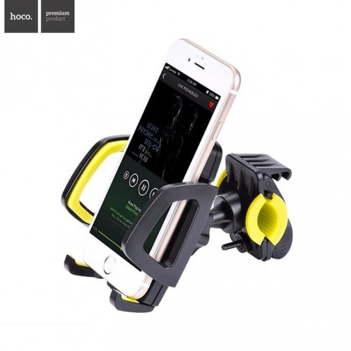 Držák na kolo / motorku Hoco pro Apple iPhone a další